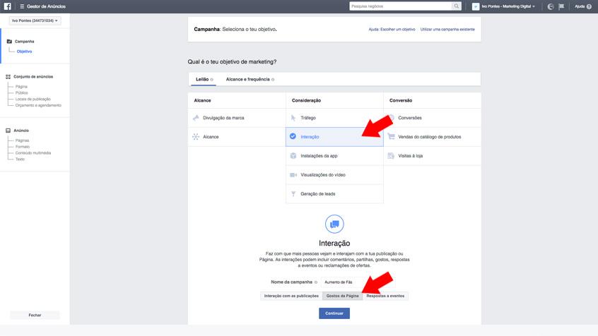 Como ganhar likes no Facebook em 2017